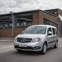 2014 Mercedes-Benz Citan Crewbus - Official pictures and details