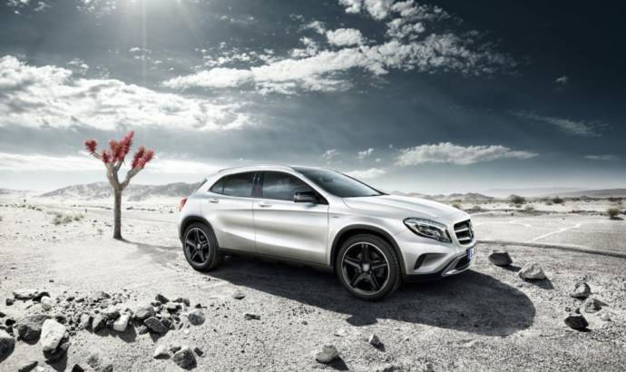 2014 Mercedes-Benz GLA Edition 1 - New details