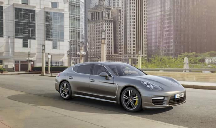2014 Porsche Panamera Turbo S facelift unveiled