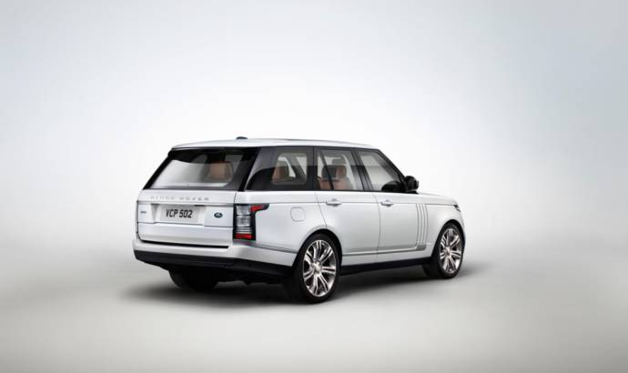 2014 Range Rover Autobiography Black launched