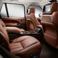 2014 Range Rover L long wheelbase introduced