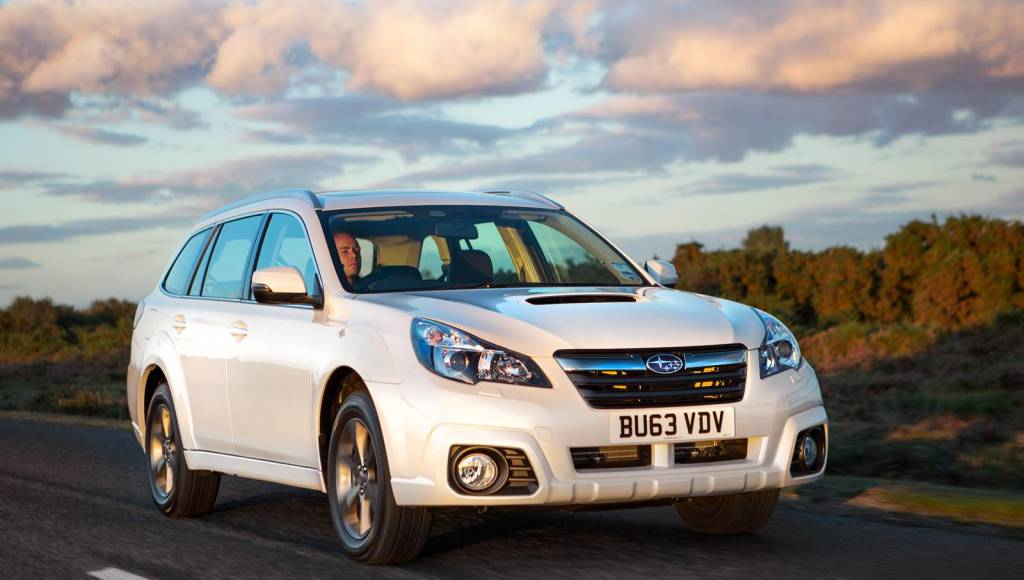 2014 Subaru Outback launched