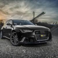 Audi RS6 Avant by O.CT Tuning