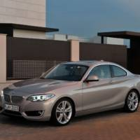 BMW 2 Series official photos and info