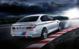 BMW M5 and BMW M6 Performance Pack