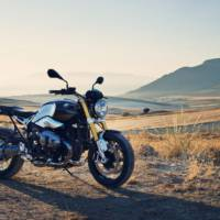 BMW Motorrad unveiled the anniversary R nineT motorcycle