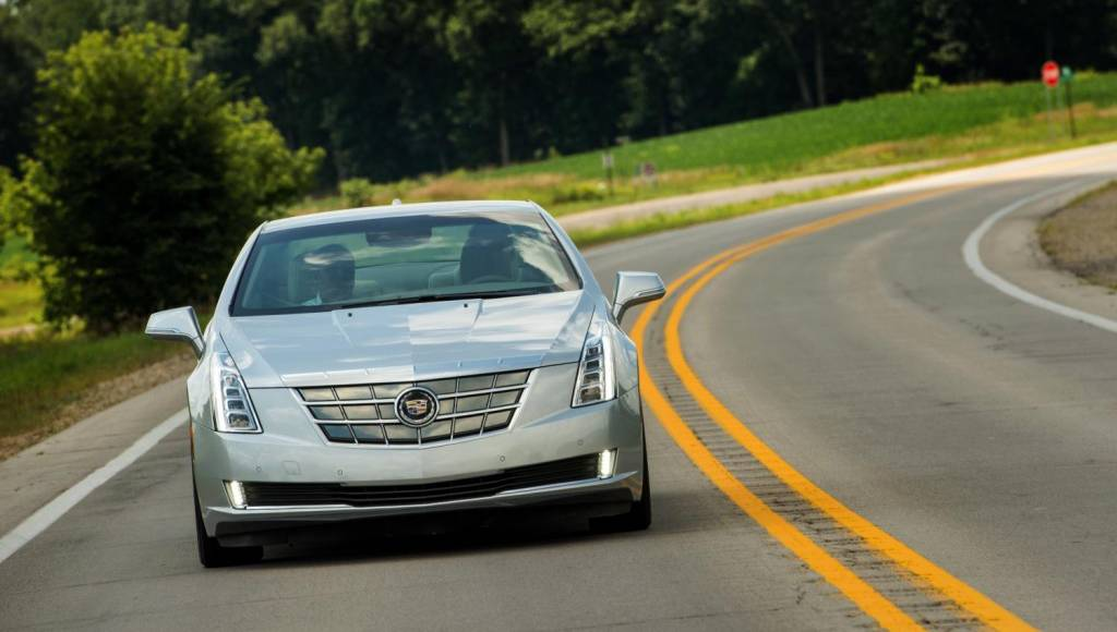 Cadillac ELR sales to start in January
