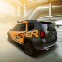 Dacia Duster Detour Concept revealed