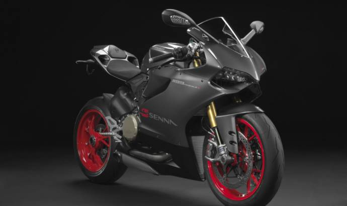 Ducati 1199 Panigale S Senna Edition available Brazil only