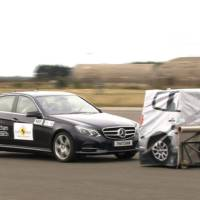 EuroNCAP results for Autonomous Emergency Braking