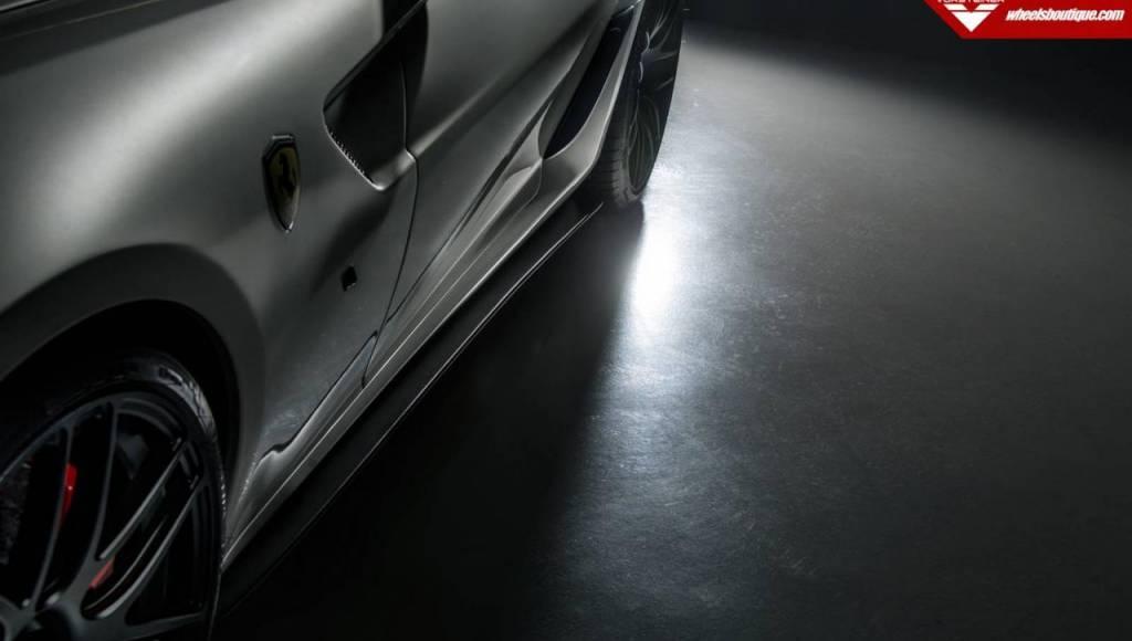 Ferrari 599 modified by Vorsteiner