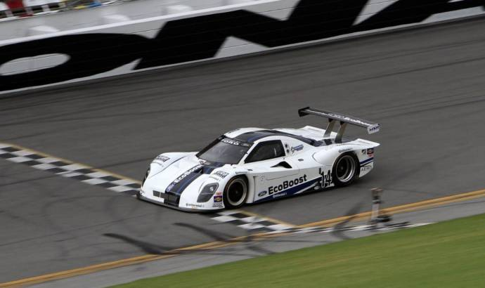 Ford EcoBoost prototype breaks Daytona speed record (+video)