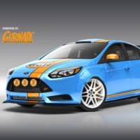 Ford Focus ST - 4 concept ready for SEMA