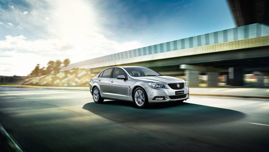 Holden Commodore celebrates its 35th anniversary
