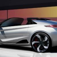 Honda S660 Concept announced for Tokyo