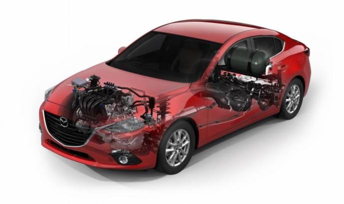 Mazda3 SkyActiv-CNG concept ready for Tokyo