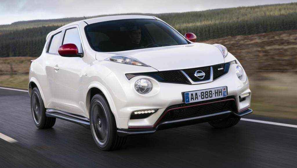 Nissan Juke Nismo RS and 21 world premieres expected at 2013 LA Motor Show