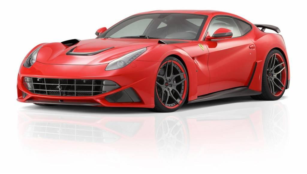 Novitec Rosso N-Largo Ferrari F12 Berlinetta