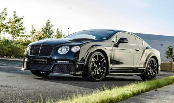 Onyx Bentley Continental GT