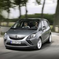 Opel Zafira Tourer 1.6 SIDI announced