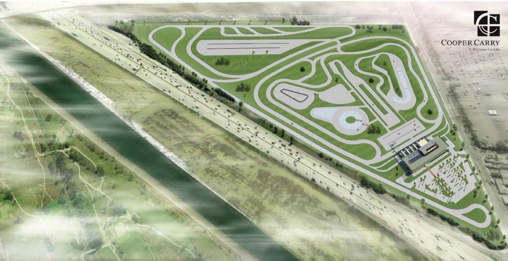 Porsche Experience Center opens for 2014 in LA