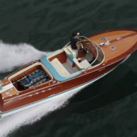 Riva Aquarama owned by Ferruccio Lamborghini fully restored
