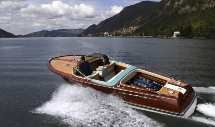 Riva Aquarama owned by Ferruccio Lamborghini fully restored