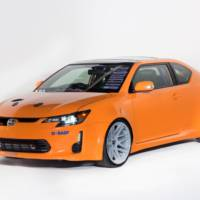 Scion line-up for 2013 SEMA Las Vegas