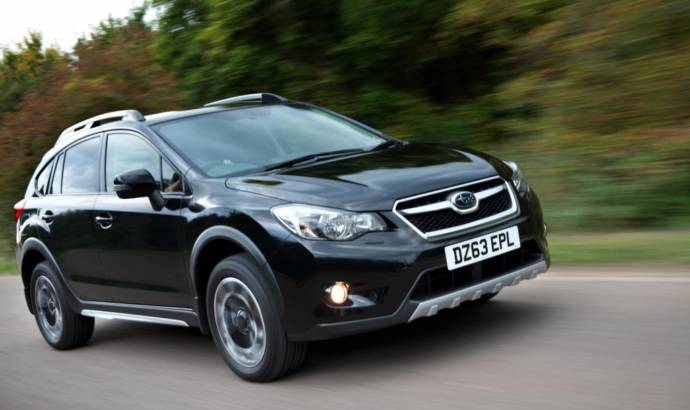 Subaru XV Black Edition starts at 24.495 GBP