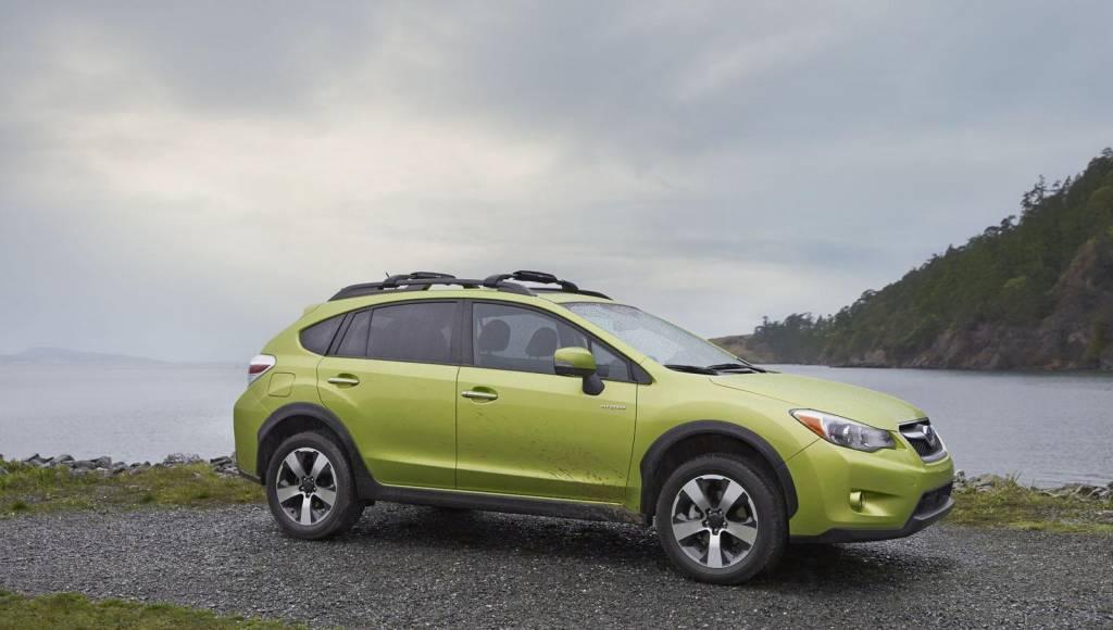 Subaru XV Crosstrek Hybrid US price