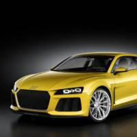 Video: 2013 Audi Sport Quattro Concept and Facebook fans