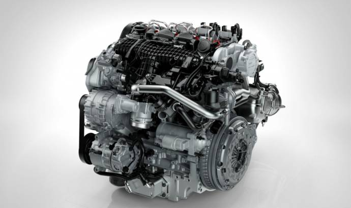Volvo D4 Drive-E is the world-leading engine for low emissions