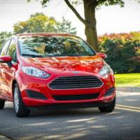 2014 Ford Fiesta 1.0 EcoBoost enters US market