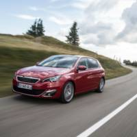 2014 Peugeot 308 UK pricing and specification
