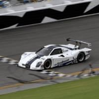 Ford EcoBoost prototype breaks Daytona speed record (+video)