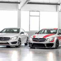 Mercedes-Benz CLA 45 AMG could have a hardcore version