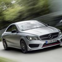 Mercedes CLA 250 Sport and CLA 180 CDI introduced