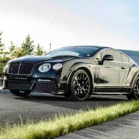 Onyx Bentley Continental GT