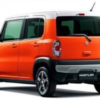Suzuki Hustler Concept photos
