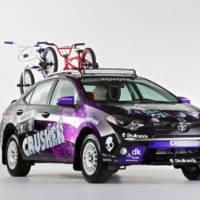 Toyota Crusher Corolla unveiled for SEMA