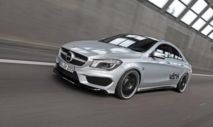 Vaeth Mercedes CLA 250 tuning program