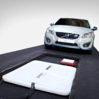 Volvo completes tests for wireless charging of electric cars