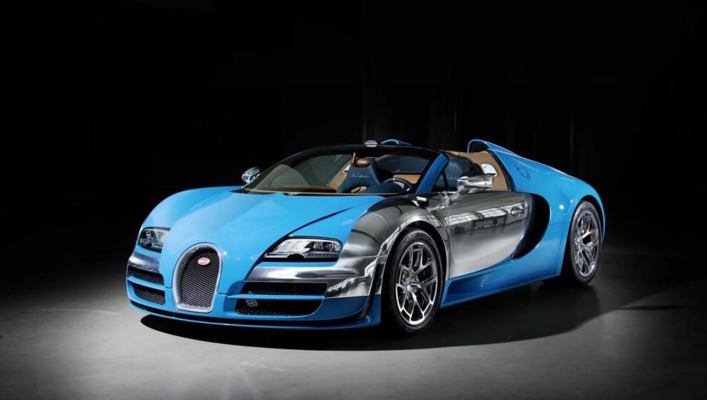 2013 Bugatti Veyron Legend Meo Costantini revealed at Dubai Motor Show