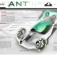 2013 Los Angeles Auto Show Design Challenge competitors