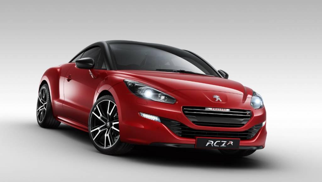 2013 Peugeot RCZ R UK price