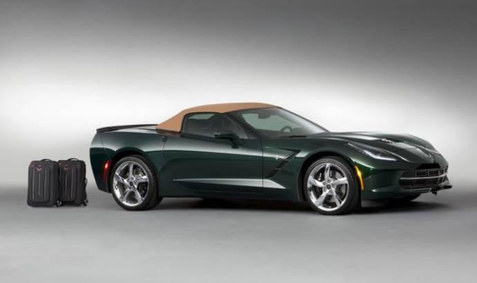 2014 Chevrolet Corvette Stingray Premiere Edition Convertible unveiled