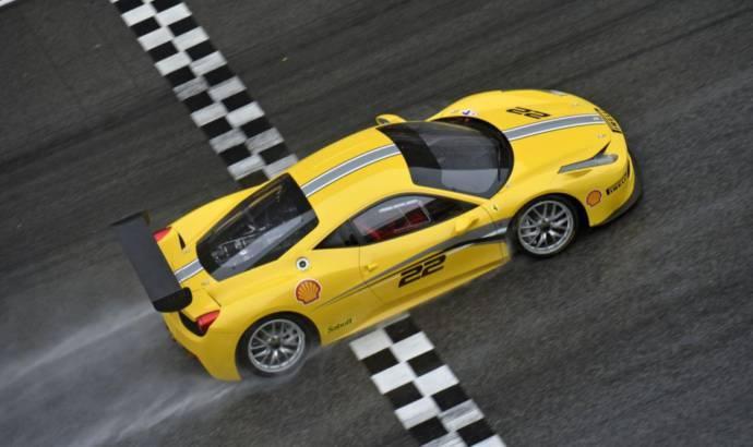 2014 Ferrari 458 Challenge Evoluzione unveiled