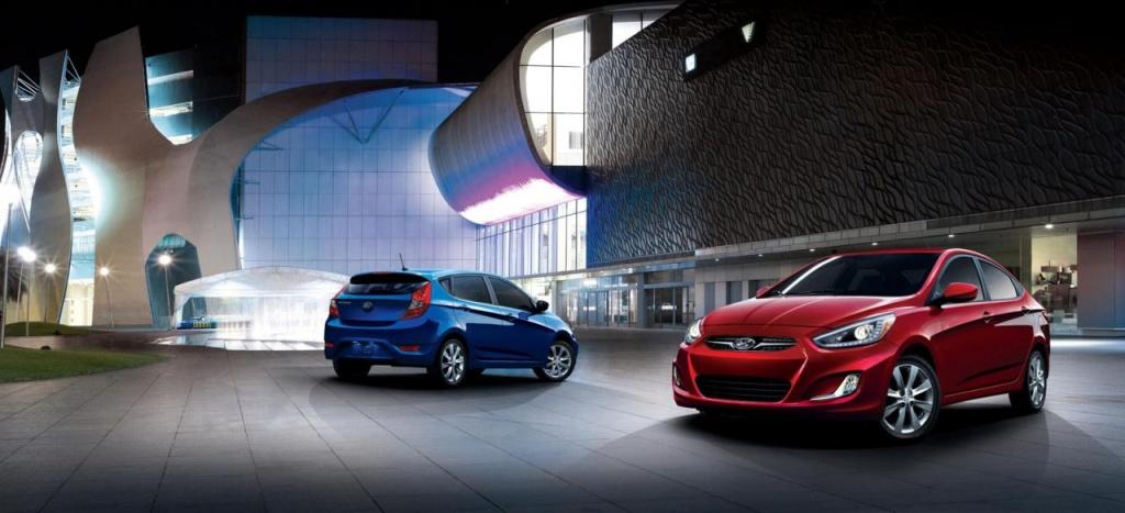 2014 Hyundai Accent unveiled