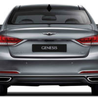 2014 Hyundai Genesis officially revealed