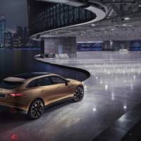 2014 Jaguar C-X17 unveiled in China